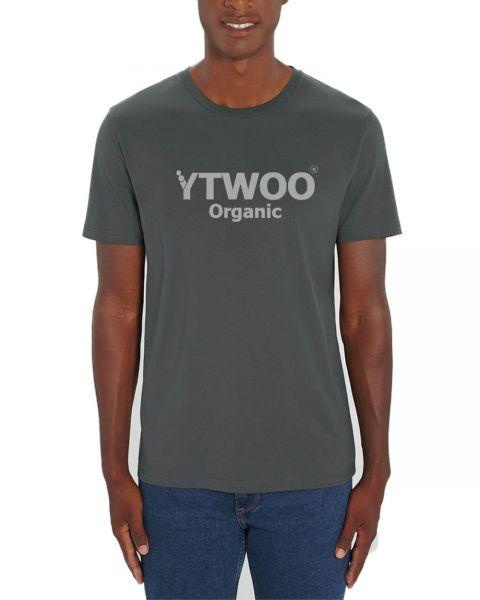 YTWOO T-Shirt | Organic | Anthrazit