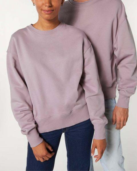 Lässiges Rundhals-Sweatshirt