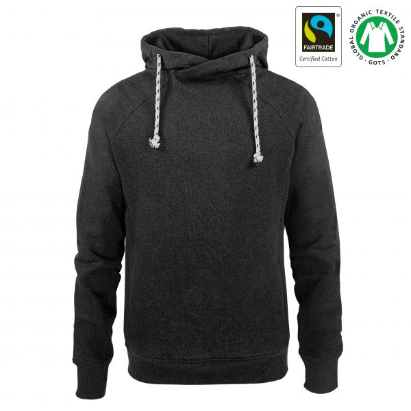 MELA | Herren Hoodie aus Bio-Baumwolle