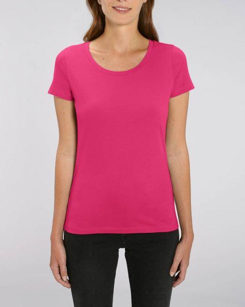 YTWOO   Damen T-Shirt aus leichter Bio-Baumwolle