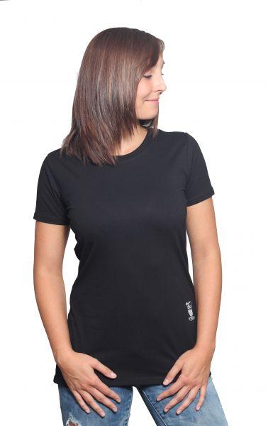 YTWOO Damen T-Shirt aus 100% Baumwolle (Bio)