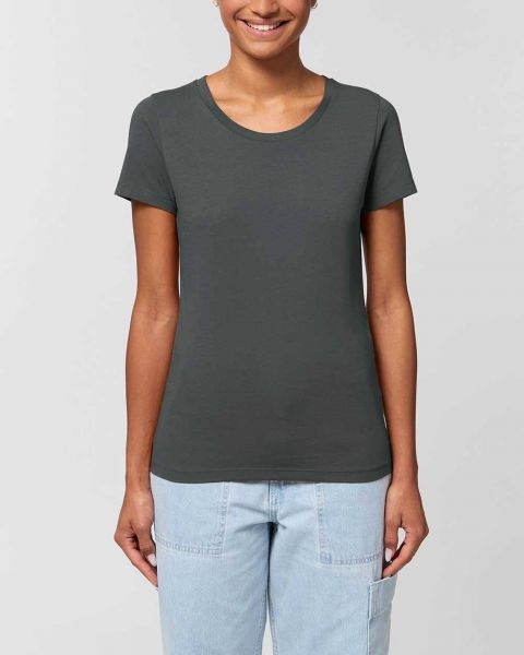 Eida | Anliegendes Damen T-Shirt aus Bio-Baumwolle