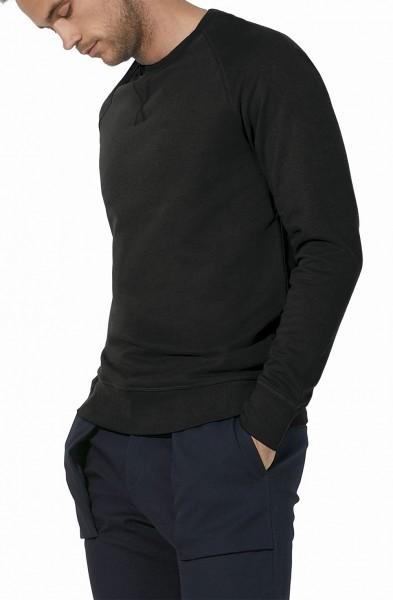 Herren | Bio Sweatshirt aus Bio-Baumwoll Mix, 85% Baumwolle (Bio), 15% Polyester