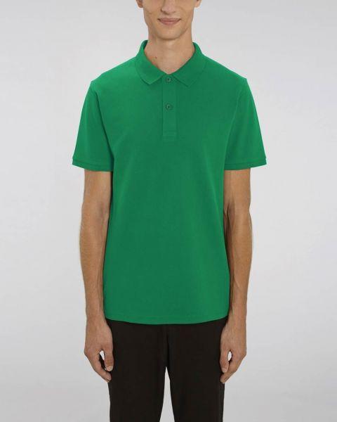 Poloshirt fair gehandelt aus Bio-Baumwolle