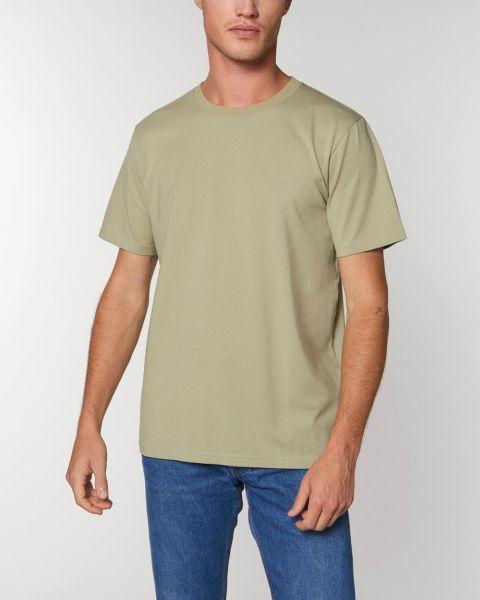 Männer T-Shirt Basic | schwere Bio-Baumwolle | 220g/m² | Fair Trade