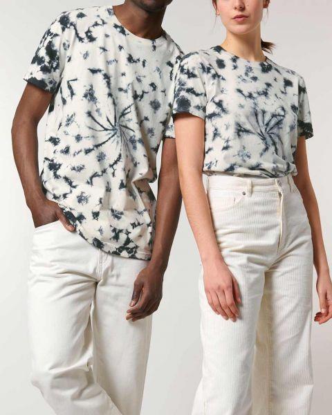 Unisex   Batik T-Shirt   100% Bio Baumwolle