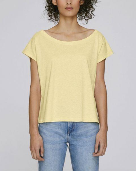 Damen | Oversize T-Shirt aus Bio-Baumwolle