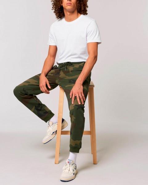 Camouflage Jogginghose für Herren