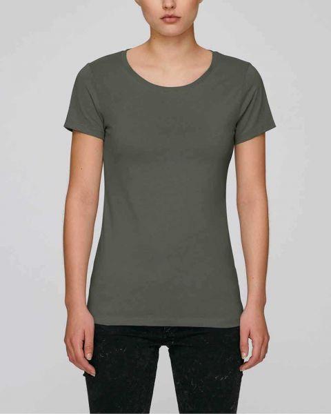 Fair Trade T-Shirt für Frauen aus 100% Bio-Baumwolle