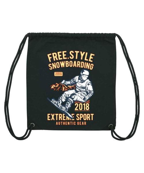 Sport Bag Free Style Snowboarding