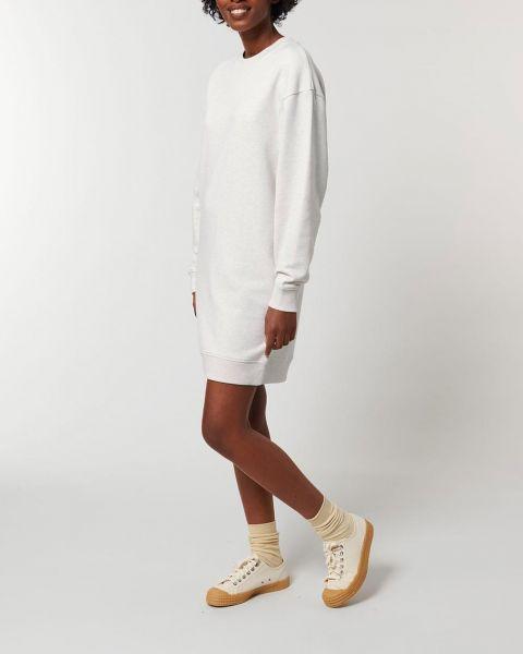 Oversized Streetstyle Sweatshirtkleid