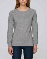 Damen | Sweatshirt aus Bio-Baumwolle-Mix