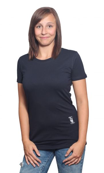 YTWOO Damen TShirt aus 100% Baumwolle (Bio)
