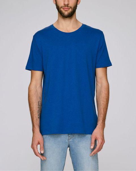 Herren   T-Shirt Blue Colours Bio-Baumwolle