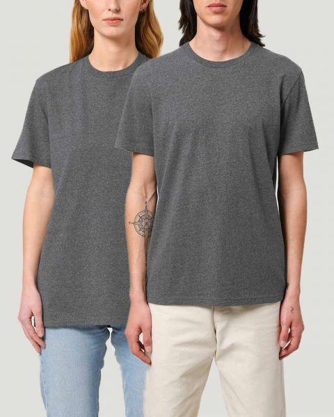 T-Shirt aus recycelter Bio-Baumwolle | 100% nachhaltig
