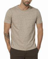 Herren | T-Shirt Beige 100% Baumwolle (Bio)