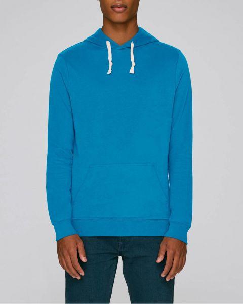 Edy | Leichtes Unisex Kapuzensweatshirt aus Bio-Baumwolle