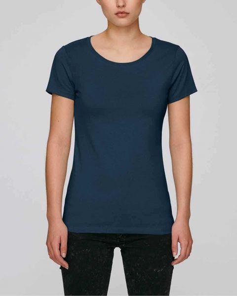 Kurzarm T-Shirt für Frauen aus 100% Bio-Baumwolle