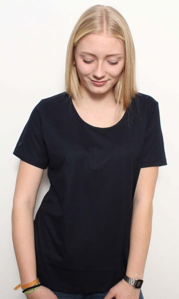 Damen | T-Shirt aus Bio-Baumwolle, Made in Germany