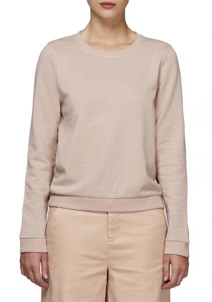 Damen | Sweatshirt aus speziellem Frotteestoff, Bio-Baumwolle