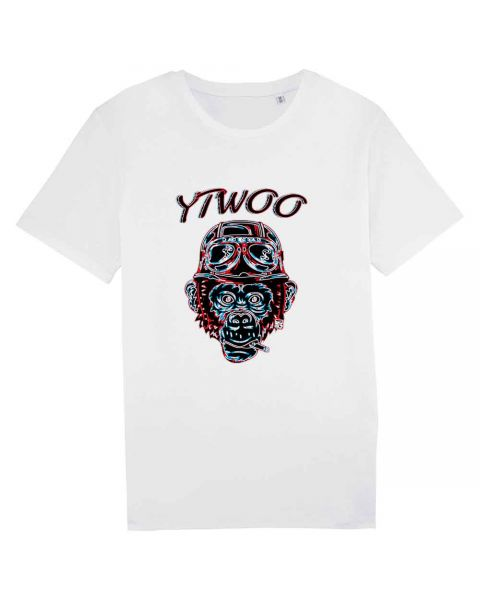 YTWOO | Smoking Ape Bio Tshirt