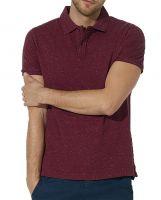 Herren | Poloshirt aus Biobaumwolle
