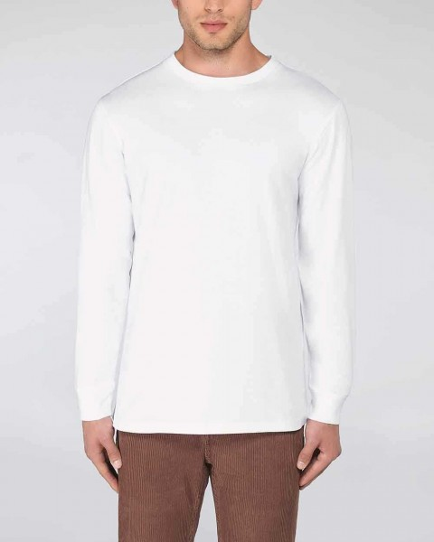Heavy Langarm | Schweres Langarmshirt aus 100% Baumwolle (Bio) in verschiedenen Farben