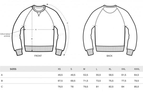Herren | Sweatshirt aus Bio-Baumwoll Mix