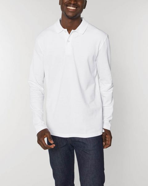 Polo Shirt Longsleeve | Männer