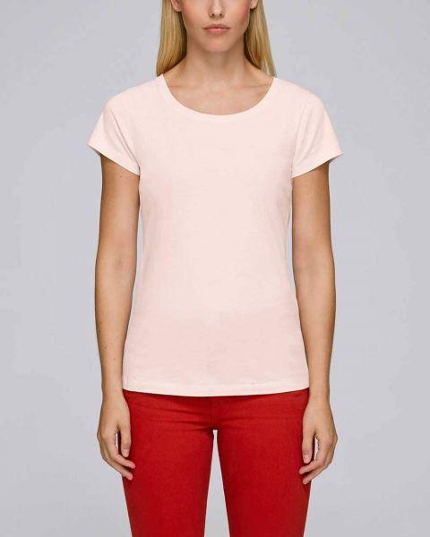 Bio T-Shirt für Damen aus 100% Bio-Baumwolle