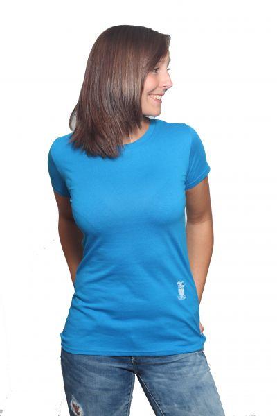 Damen Bio T-Shirt aus 100% Baumwolle (Bio)