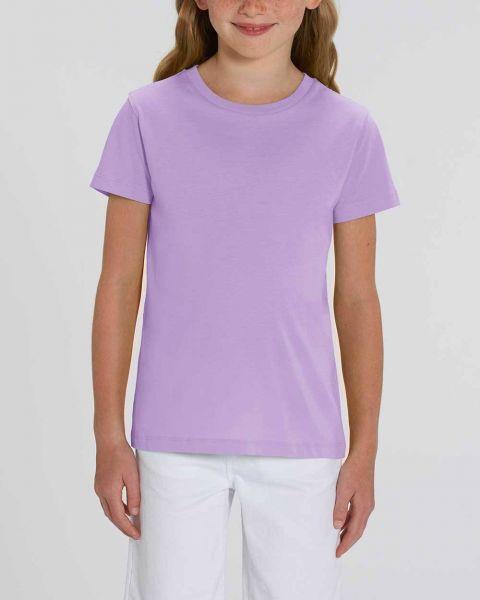 Kinder | Basic T-Shirt | unifarben | 100% Bio Baumwolle