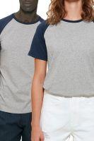 Baseball | Damen und Herren T-Shirt aus Bio-Baumwolle