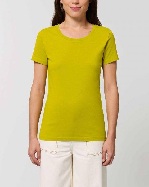 Ella   Anliegendes Damen T-Shirt aus Bio-Baumwolle